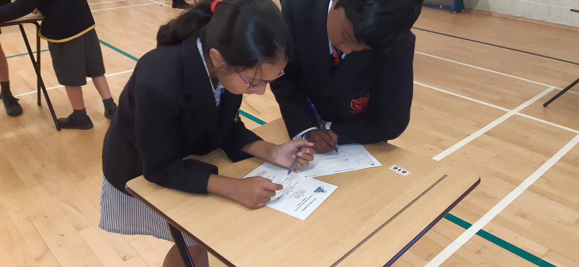 Read more about the article Y4 Davenies Maths Challenge